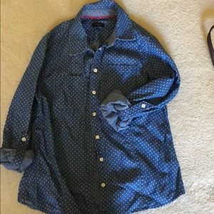 Talbots button up shirt